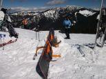 私の板とタトラ山脈